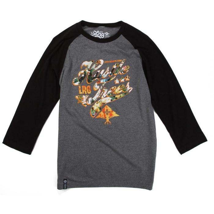 LRG - Hussel Trees Script T-Shirt