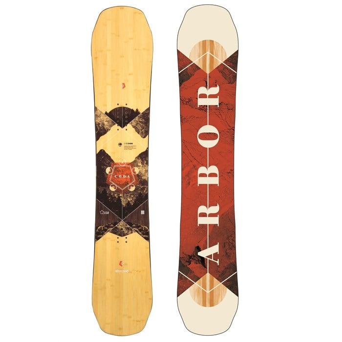 Arbor - Coda Snowboard 2014