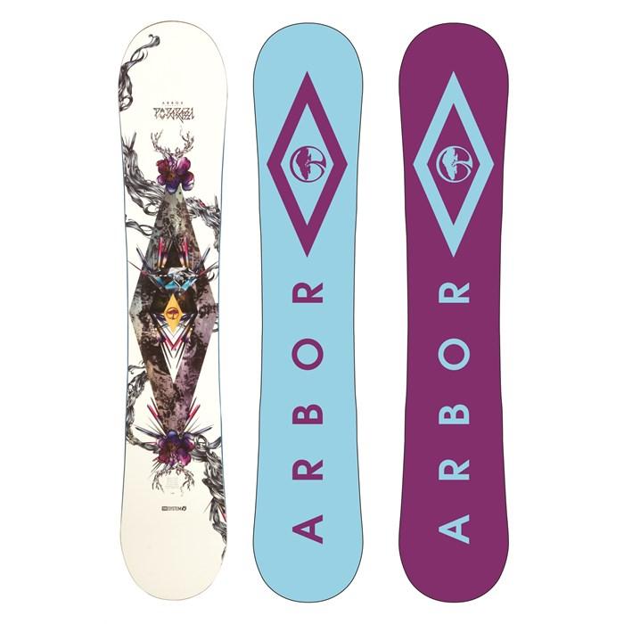 Arbor - Poparazzi Snowboard - Women's 2014