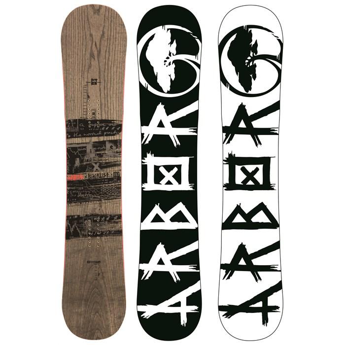 Arbor - Blacklist Snowboard 2014