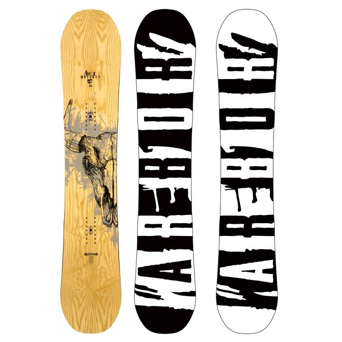 Arbor - Whiskey Snowboard 2014