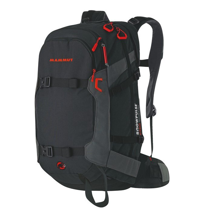 Mammut Ride Removable Airbag Backpack (Set with Airbag) | evo
