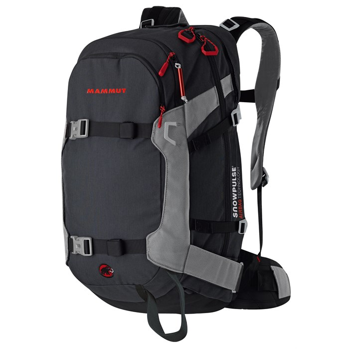 Mammut - Ride Short Removable Airbag Backpack (Set with Airbag)