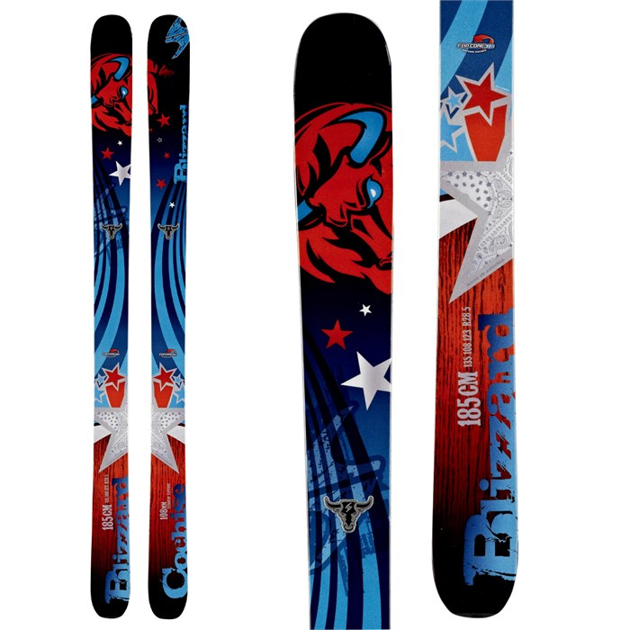 Blizzard - Cochise Skis 2014