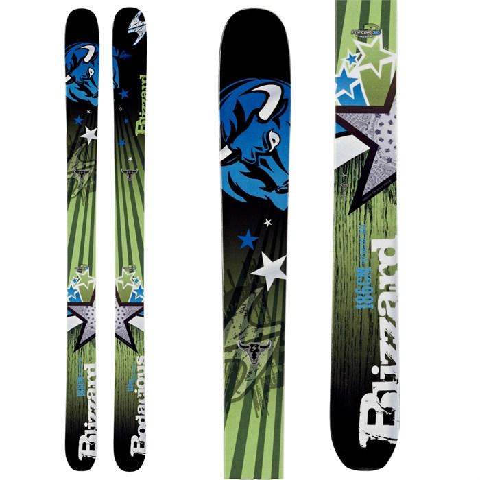 e4253f49b Blizzard Bodacious Skis 2014   evo