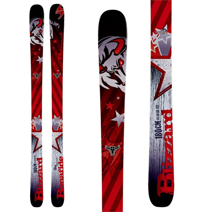 Blizzard - Bonafide Skis 2014