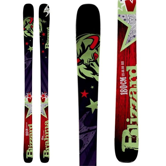 Blizzard - Brahma Skis 2014