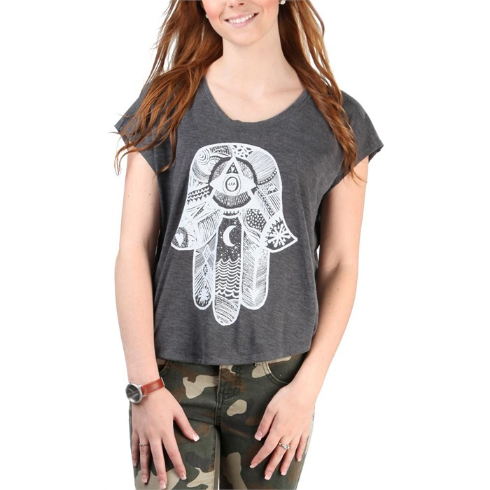 Billabong - Handy Hamsa T-Shirt - Women's