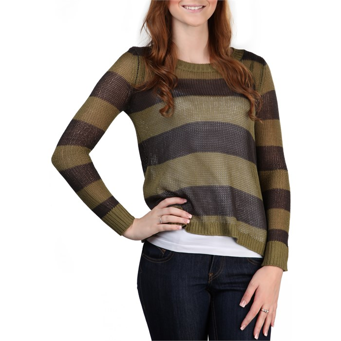 Billabong - Hide Away Luv Sweater - Women's