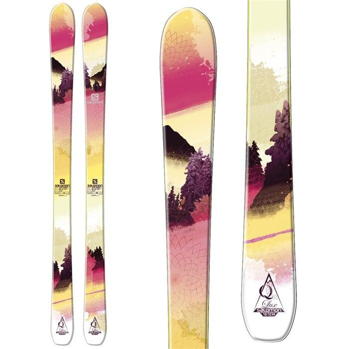 Salomon - Q-88 Lux Skis - Women's 2014