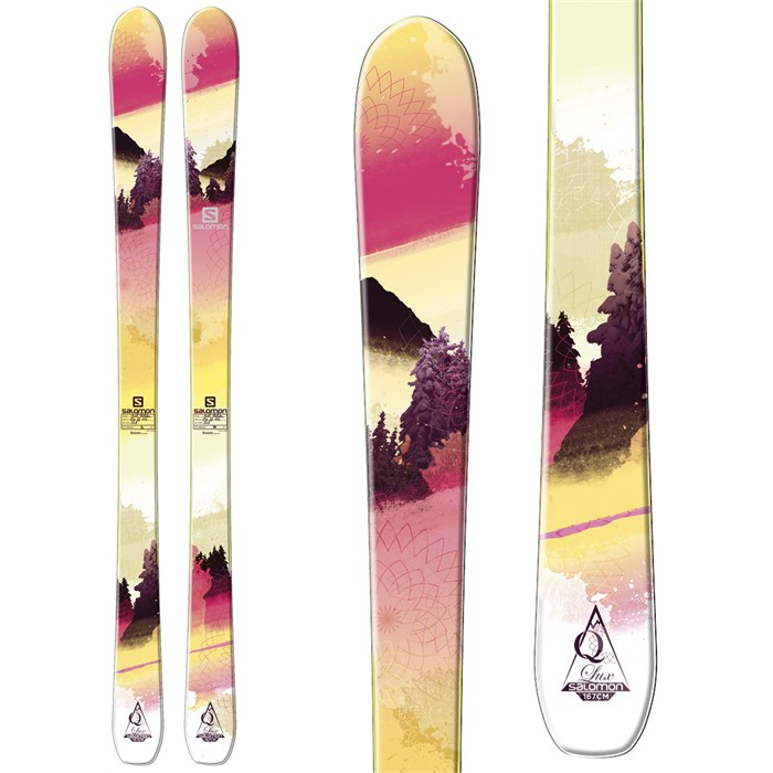 Salomon - Q-88 Lux Skis - Women's 2014