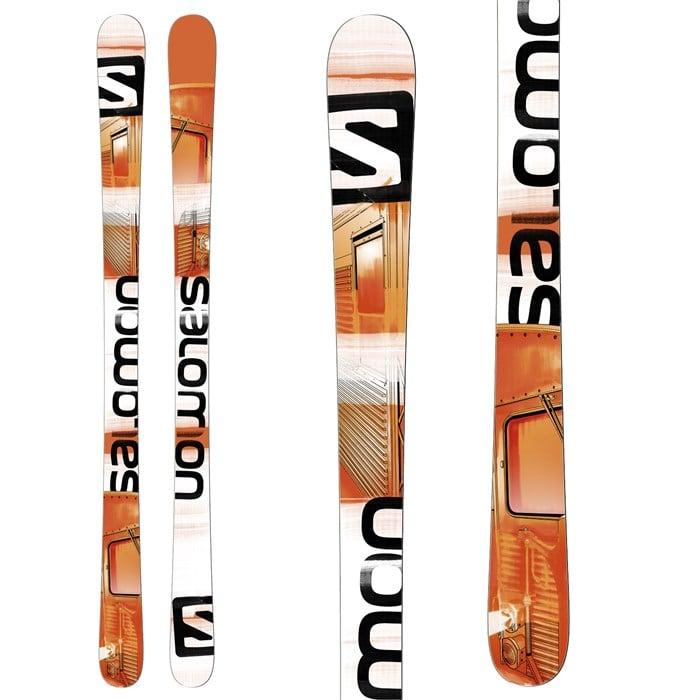 Salomon - Threat Skis 2014