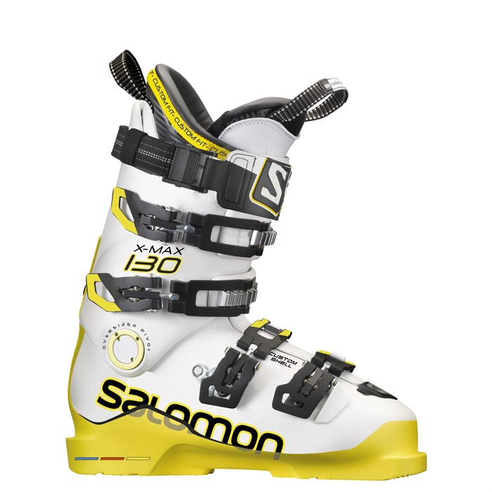 Salomon - X Max 130 Ski Boots 2015