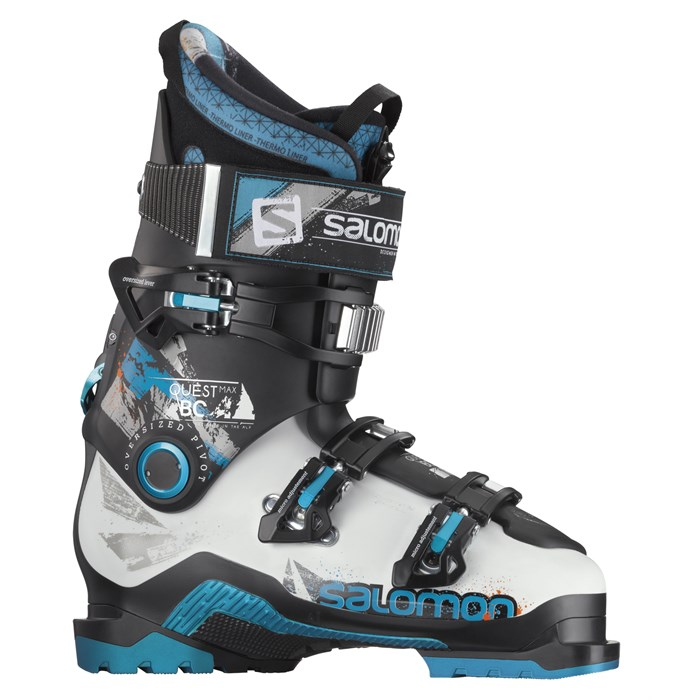 Salomon - Quest Max BC 120 Ski Boots 2014