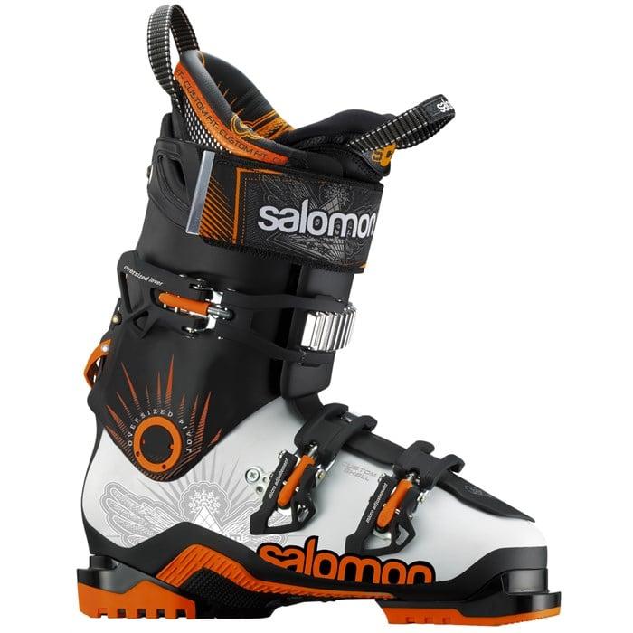 til hele familien stort udvalg af 100% kvalitet Salomon Quest Max 100 Ski Boots 2014
