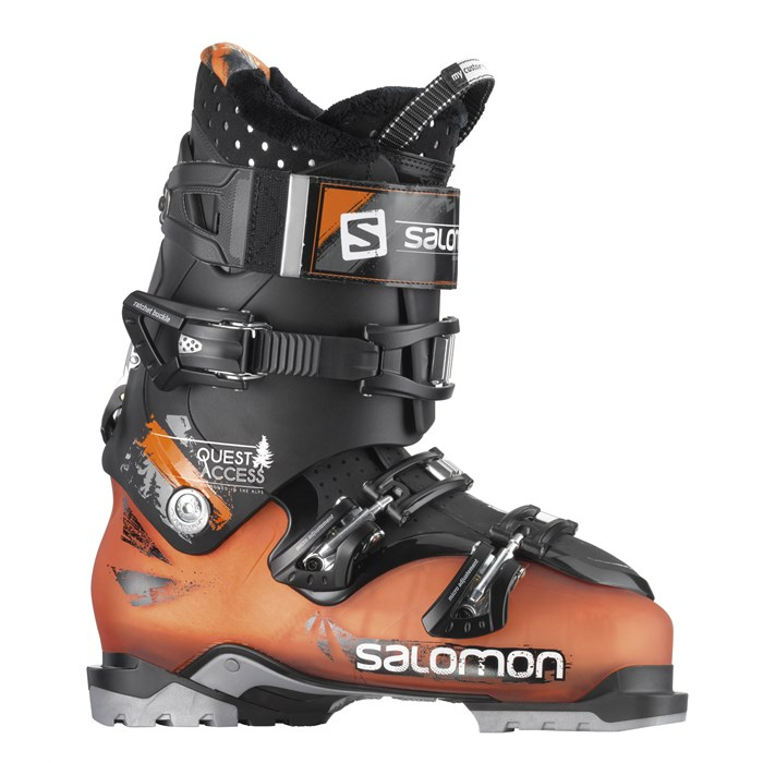 best sell best service latest Salomon Quest Access 80 Ski Boots 2014