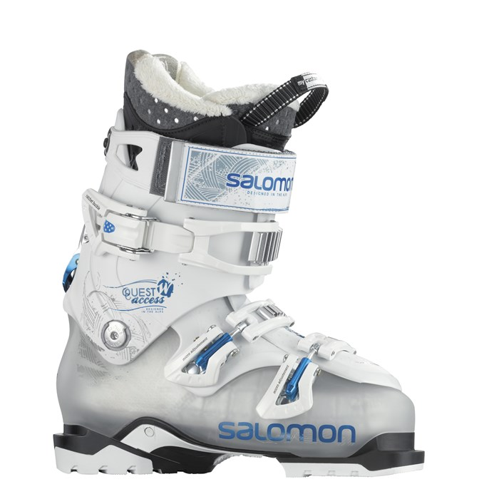 Salomon Quest Access 70 Women's Ski Boots 2017