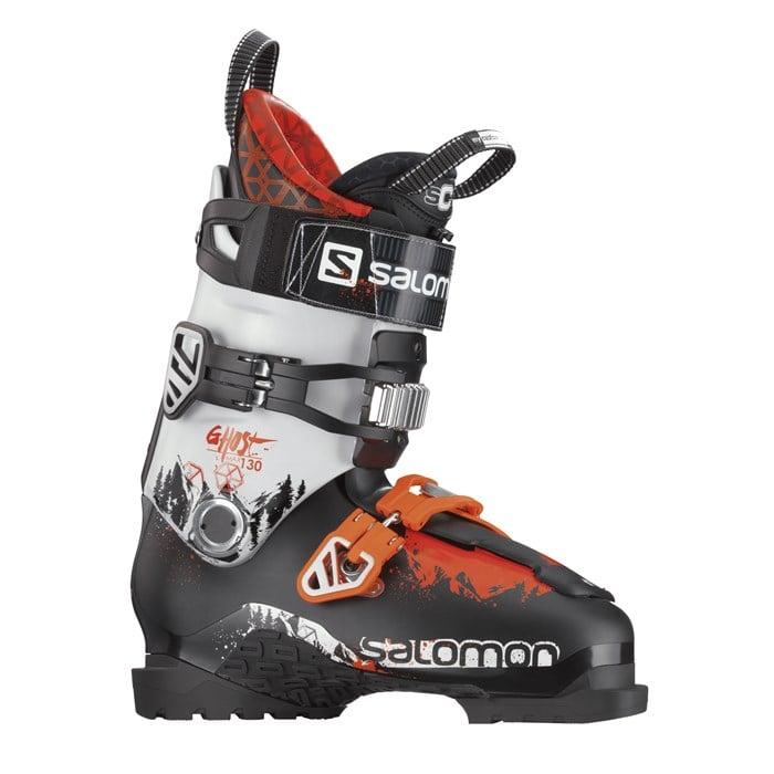 Salomon Ghost Max 130 Ski Boots 2014