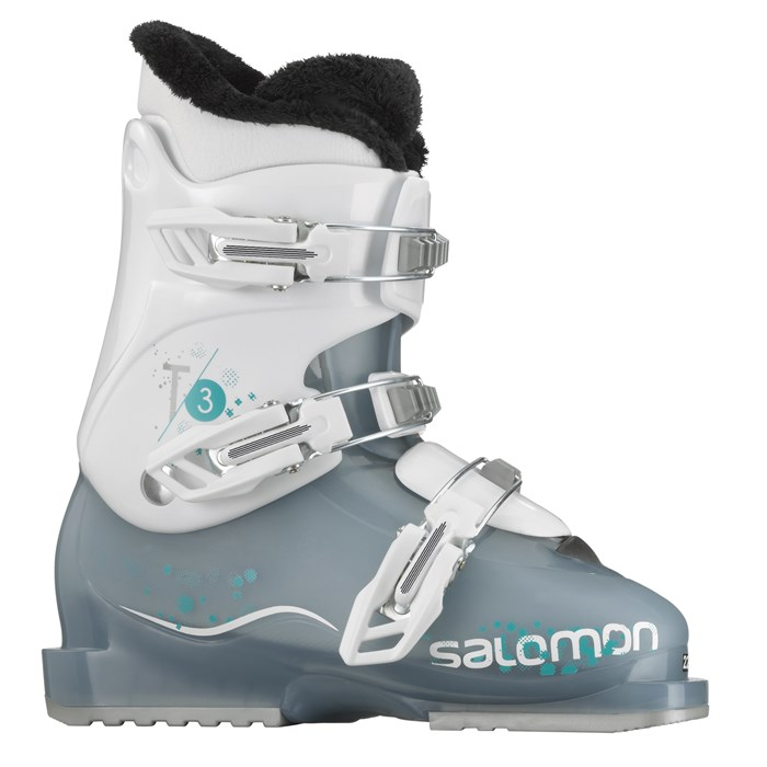 Salomon - T3 Girlie RT Ski Boots - Big Girls' 2015