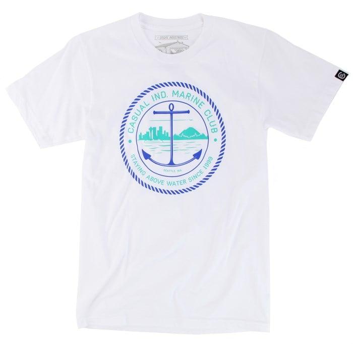 Casual Industrees - Marine Club T-Shirt