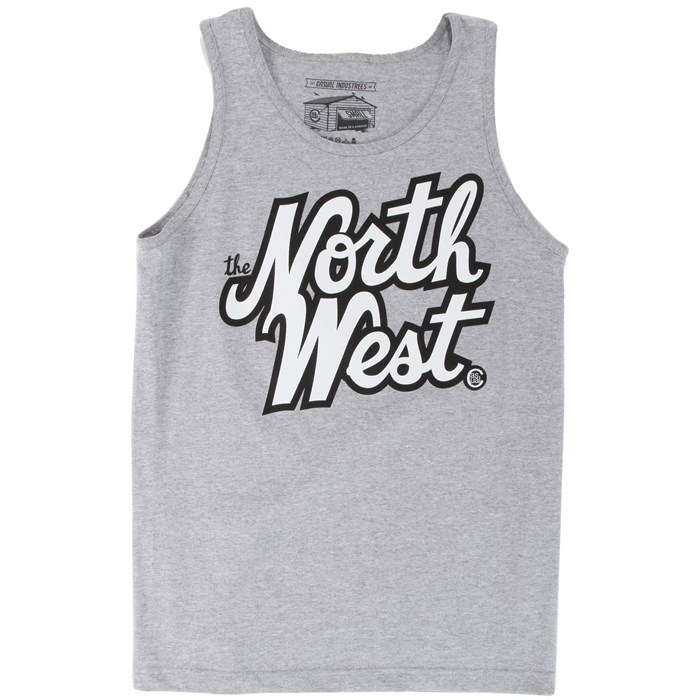 Casual Industrees - The Northwest Tank Top