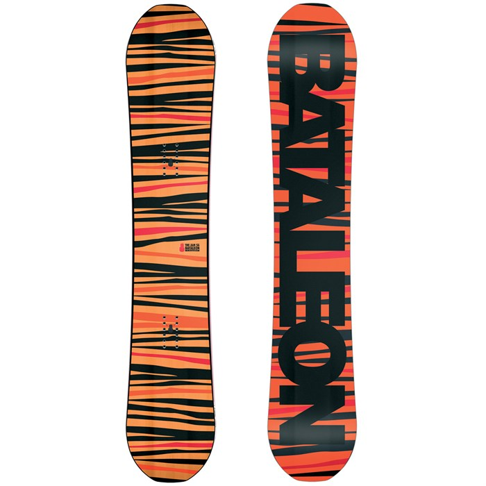 Bataleon - The Jam Snowboard 2014