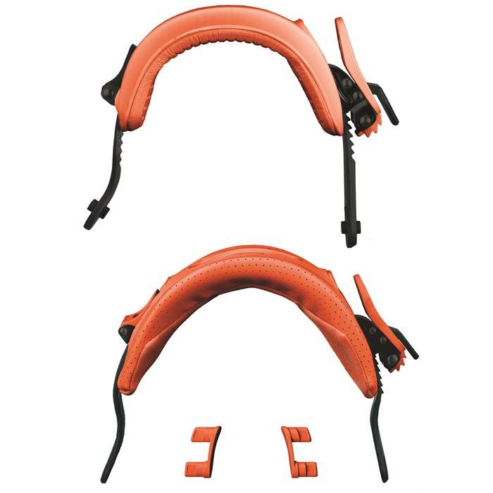 Switchback - Toe & Heel Straps 2014