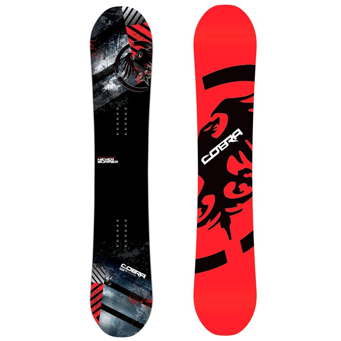 Never Summer - Cobra Snowboard 2014