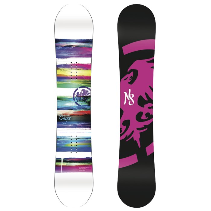 Never Summer - Onyx Snowboard - Women's 2014