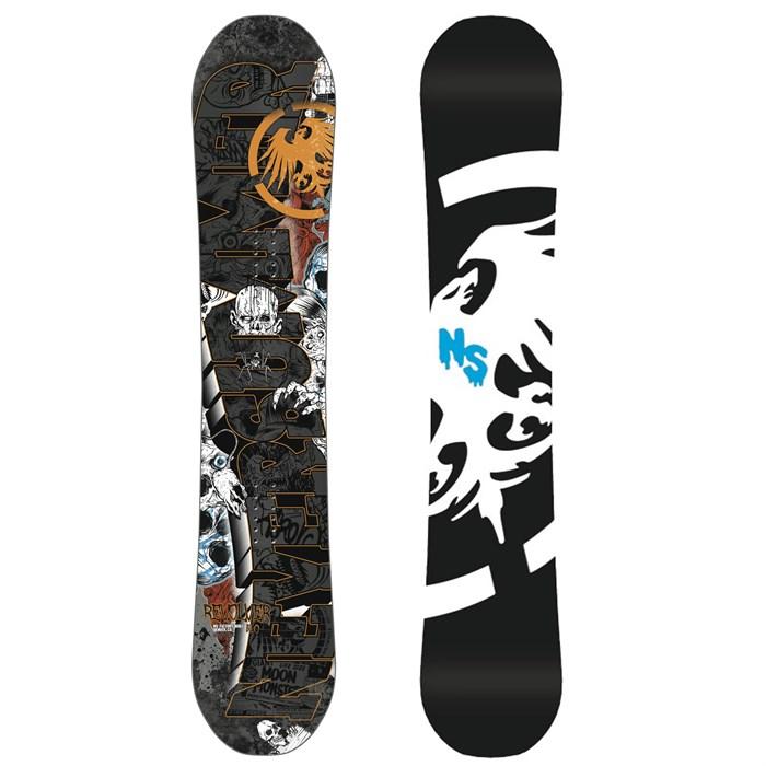 Never Summer - Revolver 4.0 Snowboard 2014