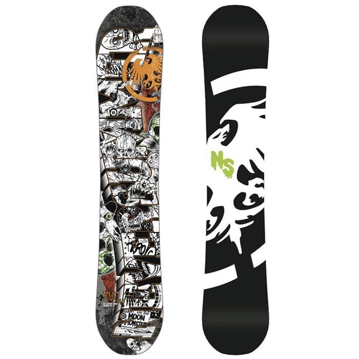 Never Summer - Evo Mini Snowboard - Boy's 2014