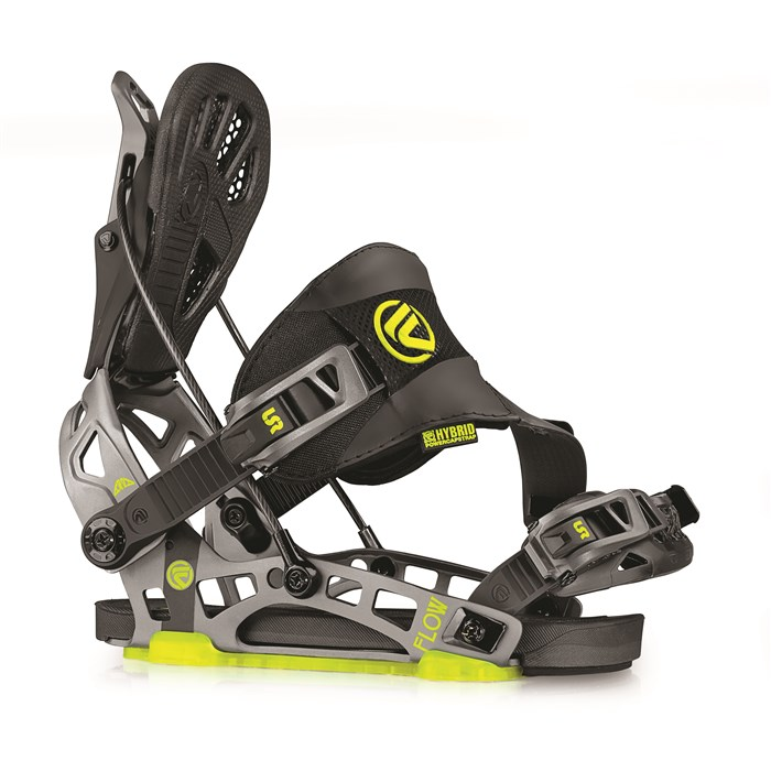 Flow - NX2-GT Snowboard Bindings 2014