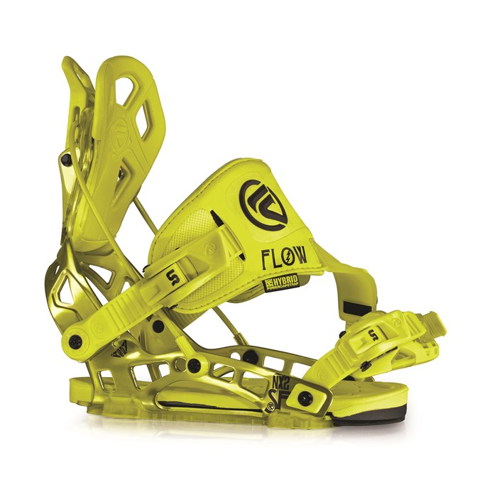 Flow - NX2-SE Snowboard Bindings 2014