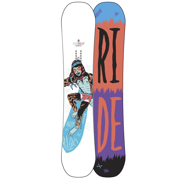Ride - Buck Up Snowboard 2014