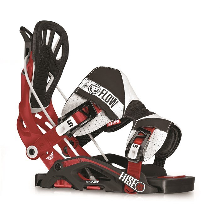 Flow - Fuse-RS Snowboard Bindings 2014