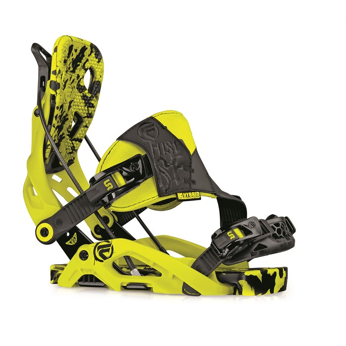 Flow - Fuse-SE Snowboard Bindings 2014