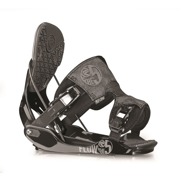 Flow - The Five Snowboard Bindings 2014