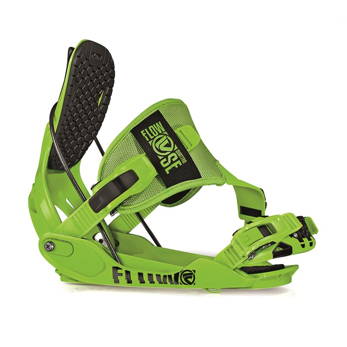 Flow - Quattro-SE Snowboard Bindings 2014