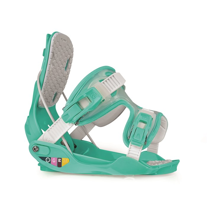 Flow - Gem Snowboard Bindings - Women's 2014