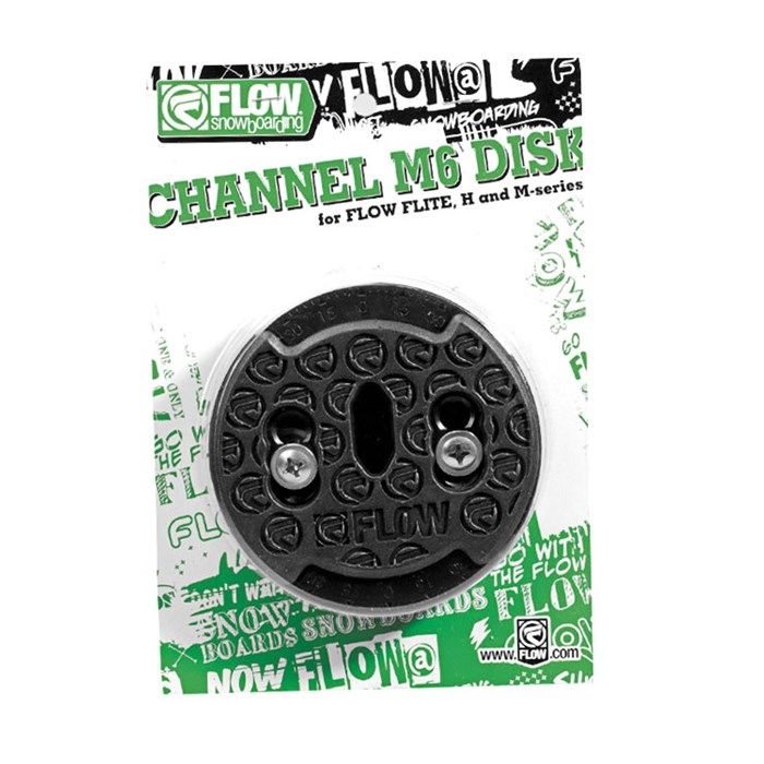 Flow - Channel F, H Disc 2014