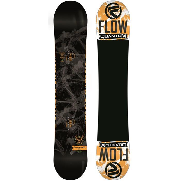 Flow - Quantum Snowboard 2014