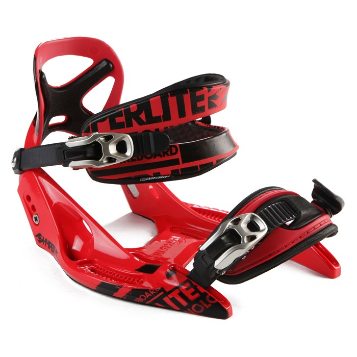 Hyperlite - LTD Edition System Pros Wakeboard Bindings 2013