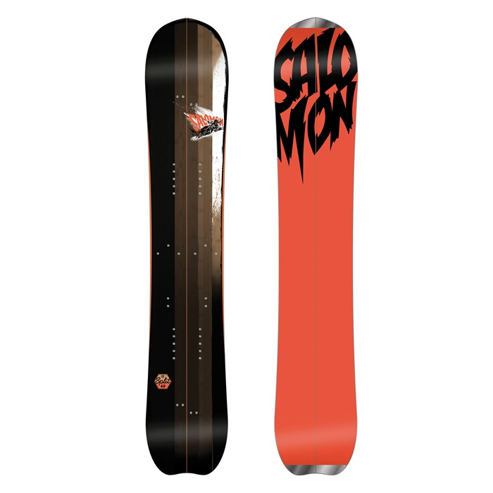 Salomon - Rancho Splitboard 2014