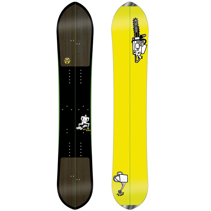 Salomon - Sickstick Splitboard 2014