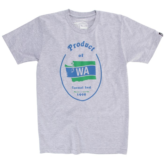 Casual Industrees - Product Of WA T-Shirt