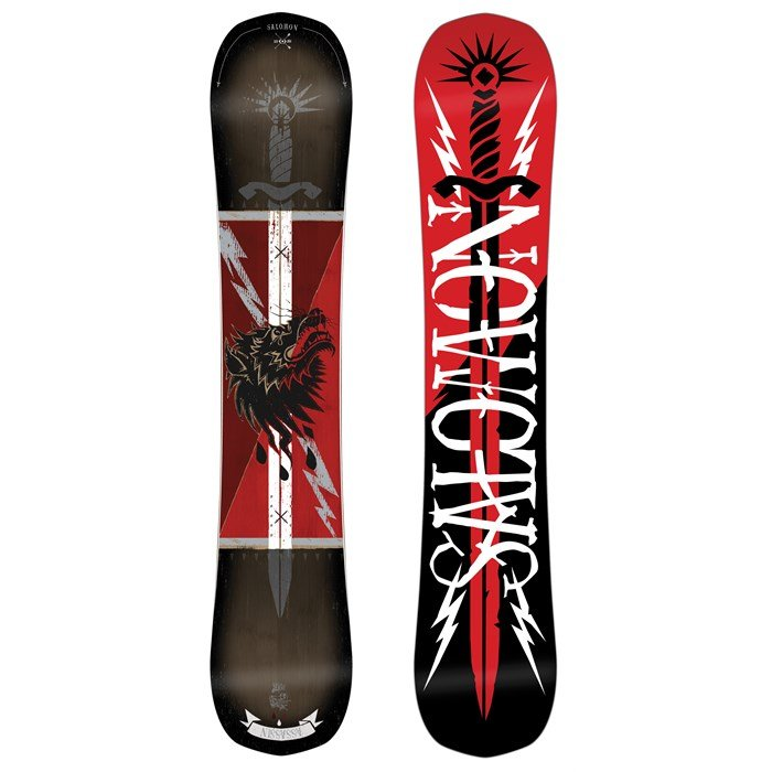 Salomon - Assassin Snowboard 2014