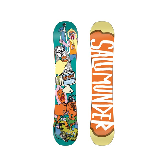 Salomon - Salomonder Snowboard 2014 ... 90ffba07a4