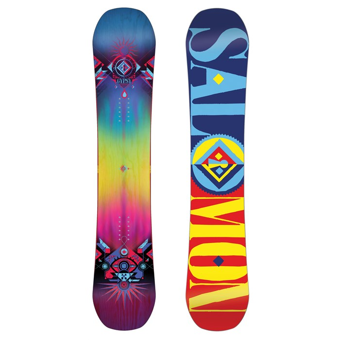 7e91ed725950 Salomon Gypsy Snowboard - Women s 2014