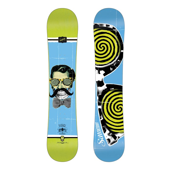 Salomon - Fierce Snowboard - Boy's 2014