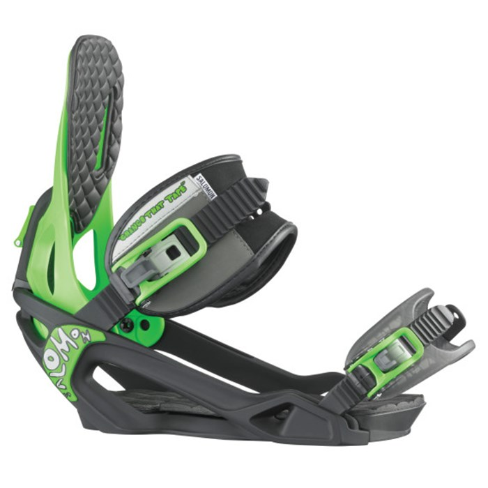 Salomon - Boss Snowboard Bindings 2014